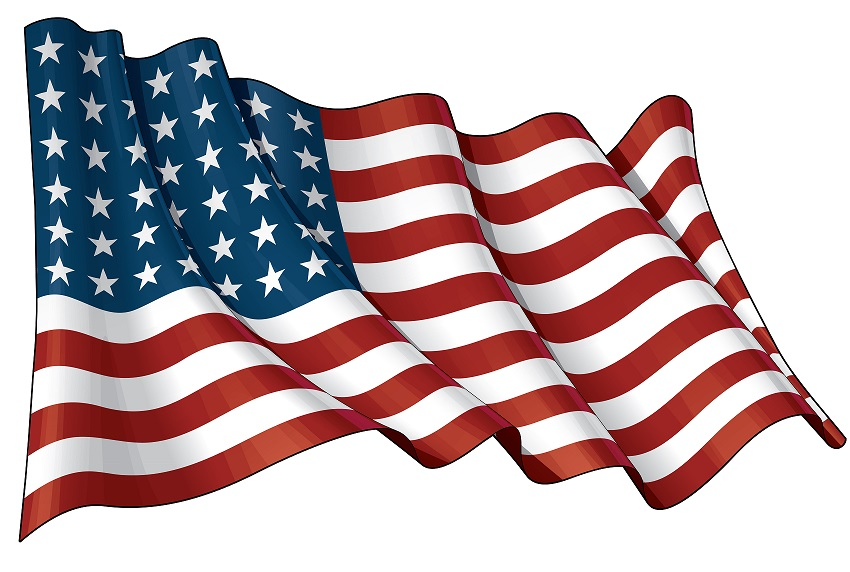 American Flag Icon jpeg