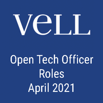 April 2021 Open CIO, CTO and CISO roles
